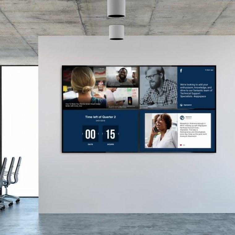 Workplace Digital Signage & IPTV