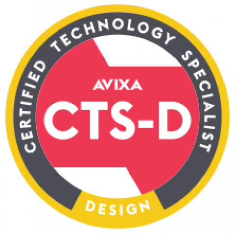 Discover the benefits of earning the leading professional AV credential for you or your team.