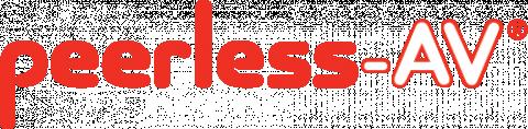 Peerless - An industry leading designer & manufacturer of AV solutions.